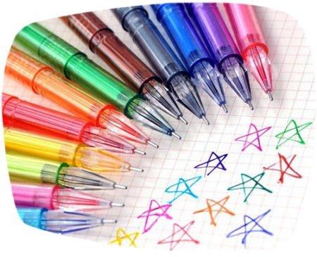 Gel olovke