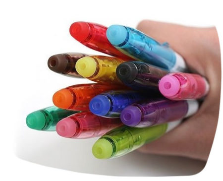 Piši-briši olovke