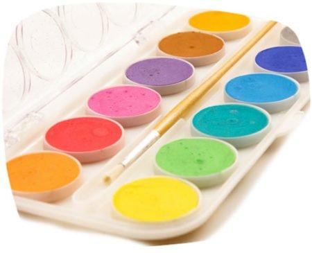 Vodene boje