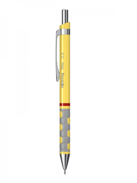 ROTRING TIKKY III Patent olovka 0.5 žuta