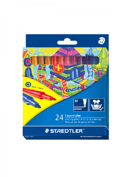 STAEDTLER-FLOMASTERI NORIS 24/1