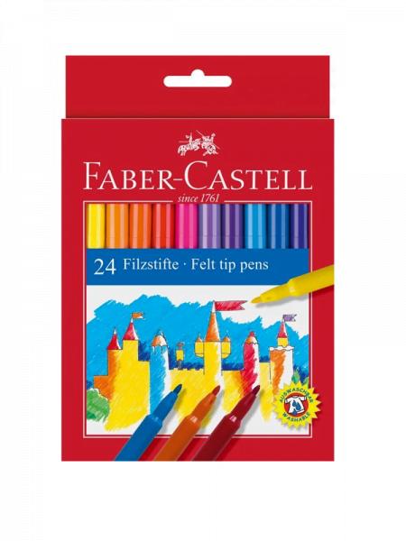 FABER-CASTELL FLOMASTERI 1/24 ZEBRA