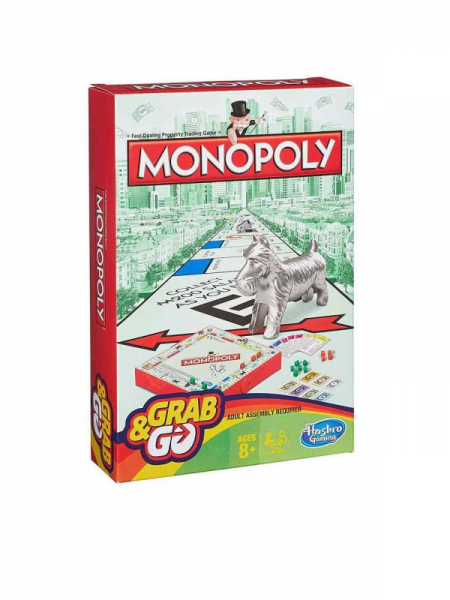Društvena igra Monopol travel