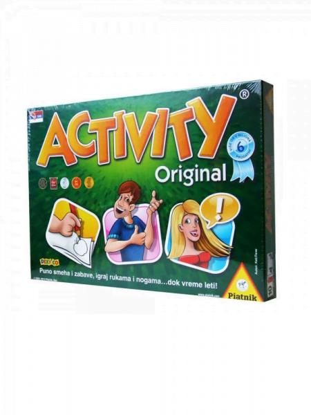 Društvena igra Activity