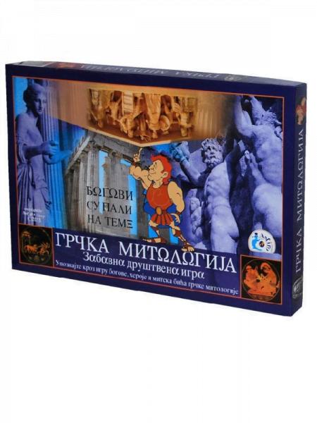 Društvena igra Grčka mitologija