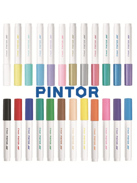 Pilot Pintor - Marker