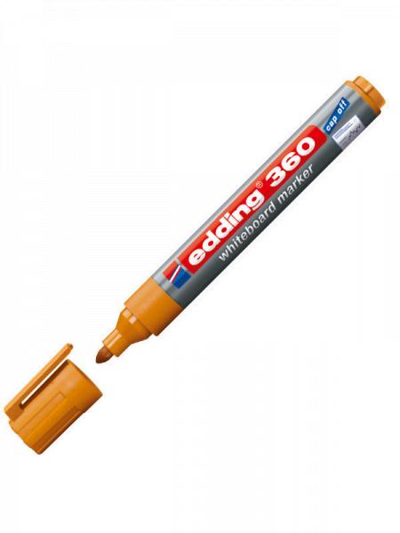 EDDING Marker za belu tablu 360 NARANDŽASTI